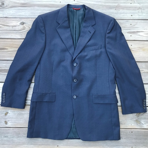 Austin Reed Suits Blazers Austin Reed Men Blazer Three Button Sport Coat 42l Poshmark